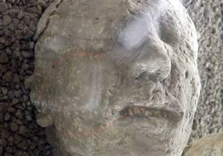 Труп, найденный на раскопках в Помпеях, поверг ученых в ступор