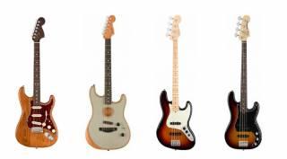 Fender. Информация про легендарного производителя музыкальных инструментов