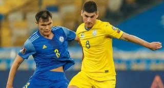 Матч отборочного турнира ЧМ-2022 Казахстан – Украина могут перенести в другую страну