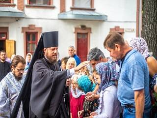 В УПЦ рассказали о духовной составляющей независимости
