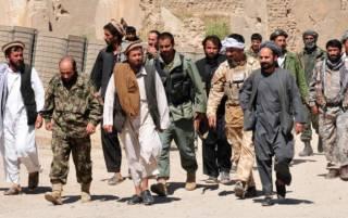 Талибы казнят мирных жителей и военных Афганистана