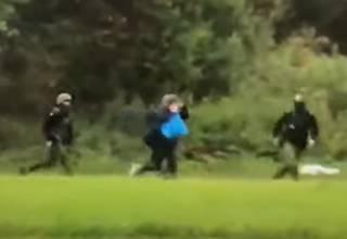 Появилось странное видео с участием польского депутата