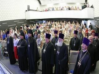 В Черкассах УПЦ провела съезд православных педагогов