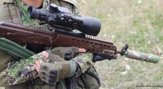 Оружие сирийской войны: автоматы типа буллпап
