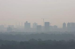 Киев вошел в двадцатку самых загрязненных городов мира