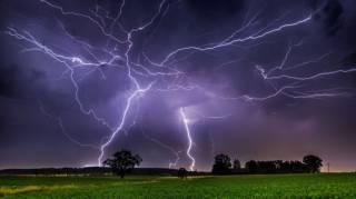 Киевскую область скоро будет серьезно штормить