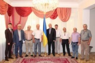 В Армении состоялось первое зарубежное мероприятие в рамках Крымской платформы