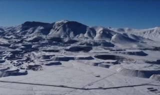 Самую сухую пустыню мира засыпало снегом