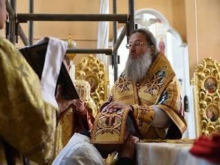 Митрополит УПЦ рассказал, кому Бог посылает утешение