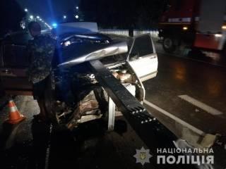 Ночью в Житомирской области произошло кровавое ДТП