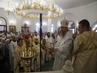На Харьковщине освящен новый храм УПЦ