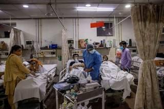 Десятки детей стали жертвами неизвестной болезни в Индии