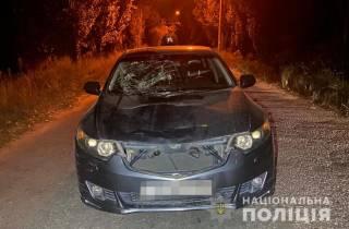 В стельку пьяный водитель сбил целую семью, отдыхавшую на Хортице