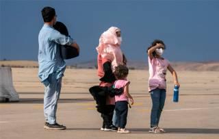 Украина продолжит эвакуацию граждан из Афганистана после ухода США