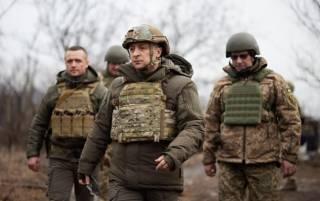 Перед встречей Зеленского-Байдена Киев намеренно обостряет ситуацию на Донбассе?