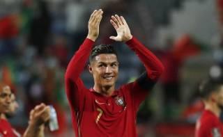 Криштиану Роналду установил очередной впечатляющий рекорд