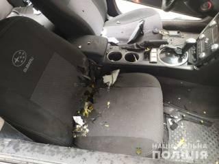 Житель Днепра садился в авто, когда оно внезапно взорвалось