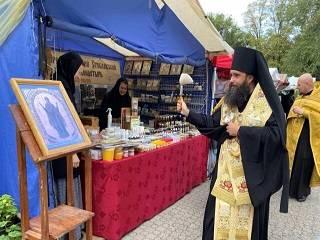 В Днепре УПЦ с 25 сентября по 3 октября проводит выставку «Свет Православия»