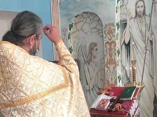В Кропивницком освятили молитвенную комнату УПЦ в СИЗО, где отбывали срок новомученики