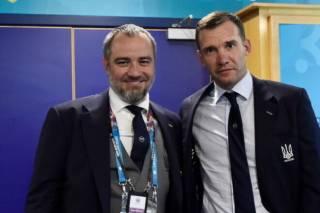 Шева намекнул, что его «ушли» из сборной Украины по футболу