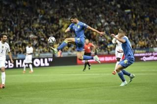 Украина – Франция: и это чемпионы мира?