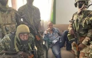 В Гвинее произошел госпереворот. Арестован президент страны