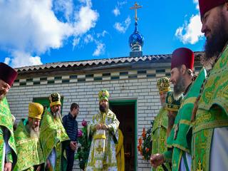 На Сумщине и Житомирщине освящены новые храмы УПЦ