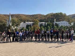 Велопаломники УПЦ с 29 сентября по 5 октября преодолеют 700 км из Киева до Святогорской лавры