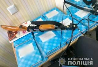 В полтавской школе неизвестная устроила стрельбу. Есть пострадавшие