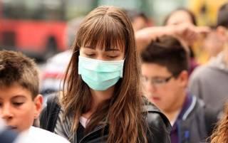 В Киеве резко выросла заболеваемость гриппом и ОРВИ
