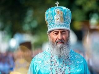 Предстоятель УПЦ поздравил Черногорского митрополита Иоанникия с интронизацией