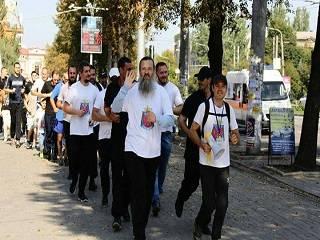 В Запорожье при поддержке УПЦ состоится марафон и велопробег