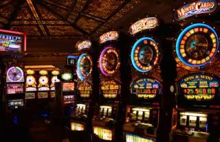 В Киеве открылся самый крупный в Украине зал игровых автоматов
