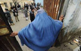 Афганским женщинам запретили заниматься спортом