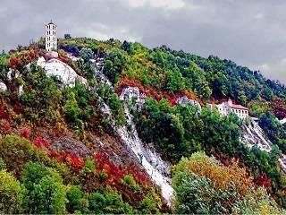 На Виннитчине верующие УПЦ пройдут крестным ходом к Лядовскому скальному монастырю
