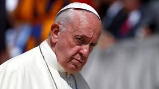 Папа Римский сделал неожиданный подарок зэкам