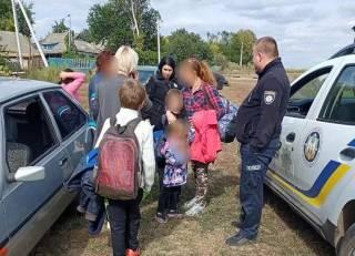 На Харьковщине у нерадивой мамаши отобрали четверых детей