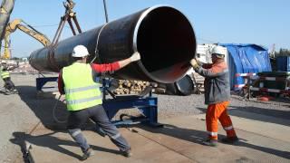 Строительство «Северного потока – 2» официально завершено