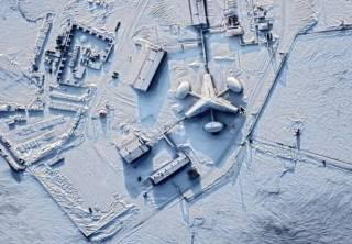 Британские СМИ раскрыли тайну загадочной «базы НЛО» в Арктике