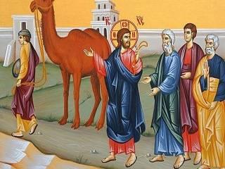 Митрополит УПЦ рассказал о духовном смысле притчи о богатом юноше