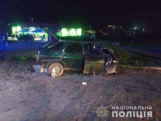ДТП в Сумской области: пострадали дети