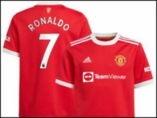 Новый клуб Роналду отбил его стоимость на одних только футболках