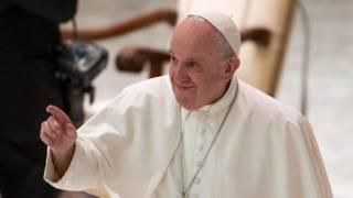 Папа Римский отметился очередным странным заявлением