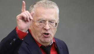 Во время предвыборных дебатов с Жириновским произошло нечто забавное