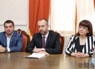 «Наши страны имеют общую историю»: в Ереване прошла встреча украинских и армянских депутатов