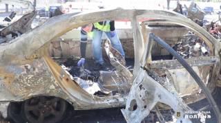 Стали известны личности жертв взрыва автомобиля в Днепре