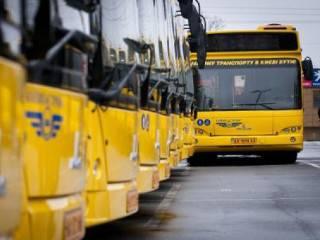 В киевских автобусах будут измерять температуру воздуха