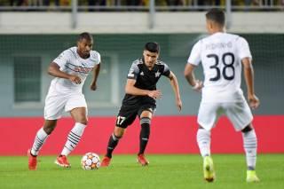 Лига чемпионов: «Шахтер» потерпел сенсационное поражение в Тирасполе