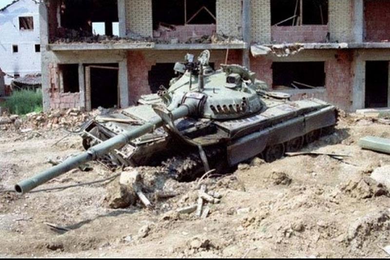 танк Сербия