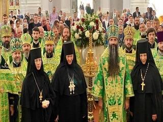 Верующие УПЦ почтили память Собора Винницких святых